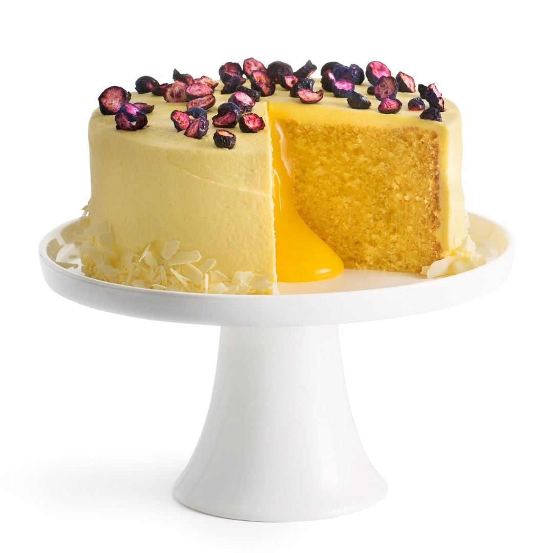 Lemon Sublime Gooey Cake. 800g