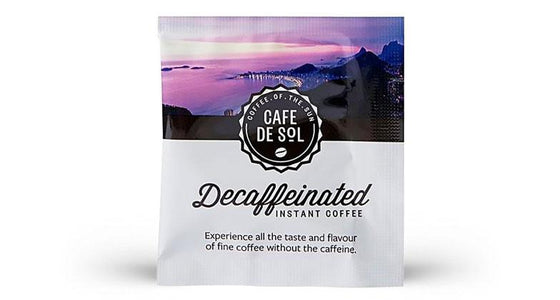 Cafe De Sol Coffee sachets (Decaf) x 500