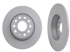 HD Rear Disc Brake Rotor - 2009-2013 Jetta TDI Sportwagen and Sedan