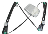 Window Regulator Front Left - 2009-2013 Jetta TDI Sportwagen and Sedan