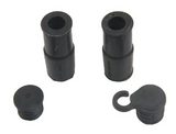 Disc Brake Caliper Guide Bushing Kit - 2009-2013 Jetta TDI Sportwagen and Sedan