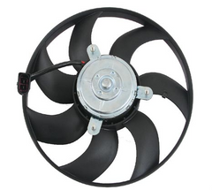 150W Engine Cooling Fan Motor - 2009-2013 Jetta TDI Sportwagen and Sedan