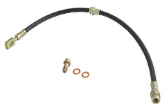 Front Brake Hydraulic Hose - 2009-2013 Jetta TDI Sportwagen and Sedan
