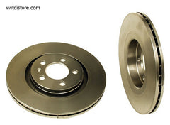 Vw tdi front brake rotor OEM replacment Brembo