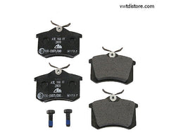 VW tdi rear brake pads for jetta, golf, beetle 1.9 L tdi