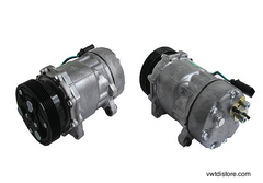 Vw tdi Air conditioning AC Compressor with clutch
