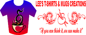Lee's T-shirts & Mugs creations