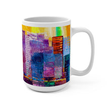 Load image into Gallery viewer, CITY SKYLINE Mug 15oz