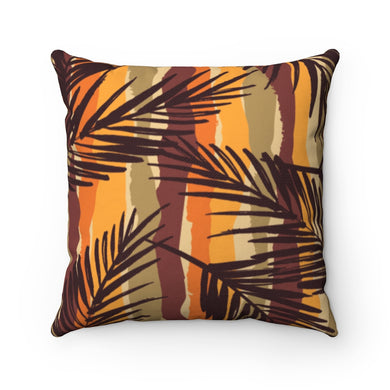 BASHFUL TINTS- Spun Polyester Square Pillow