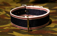 Selvedge Nylon Watch Strap