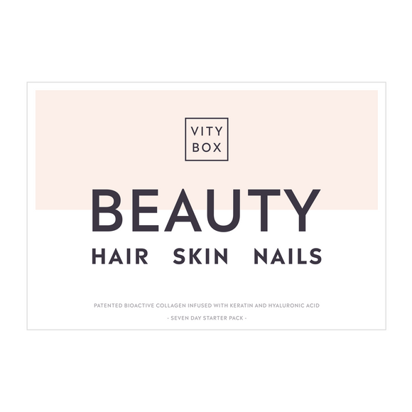 BEAUTY by VITYBOX (Seven Day Pack)