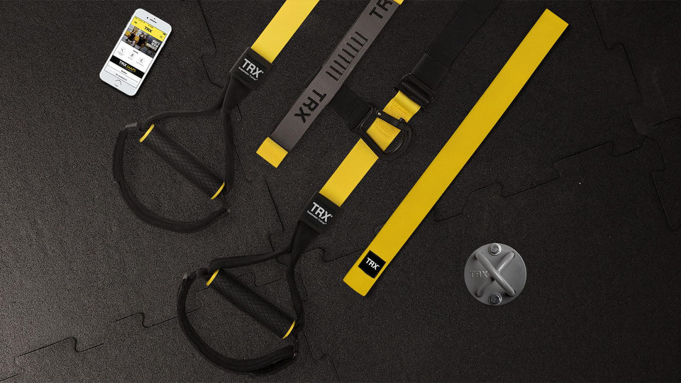 TRX Training TRX Club4 with Grey Xmount