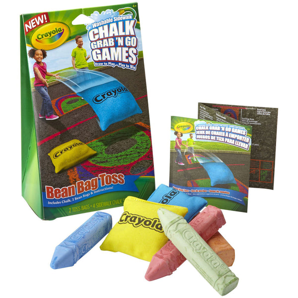 Crayola Grab 'N Go Bean Bag Toss
