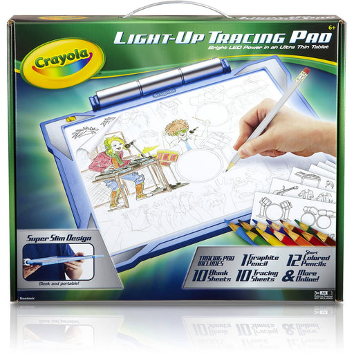 Crayola Light-Up Tracing Pad Asst.