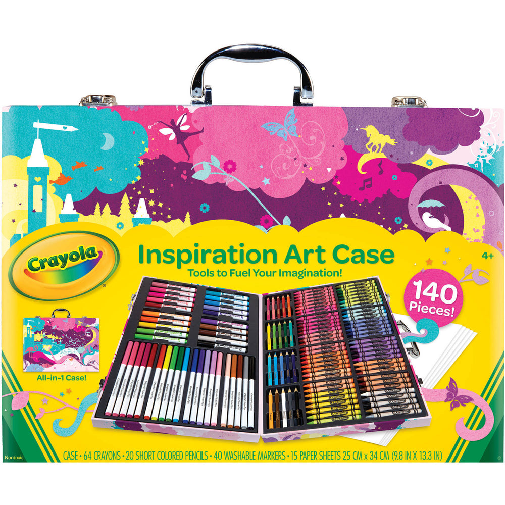 Crayola Inspiration Art Case.