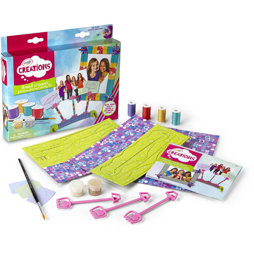 Crayola Creations Thread Wrapper Activity Kit.
