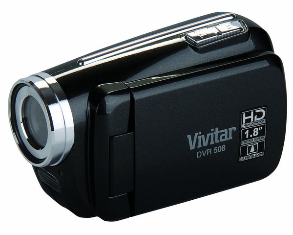 "Vivitar 8.1 MP DVR with 1.8"" Color Screen"