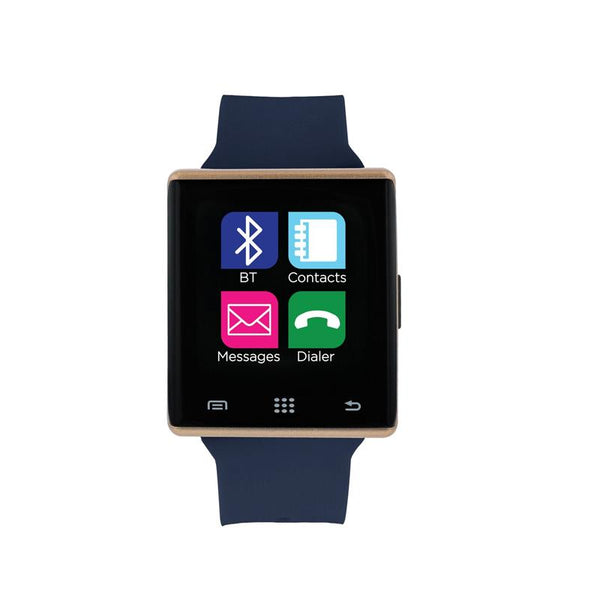 iTouch Wearables Air Smart Watch - (Rose Gold)
