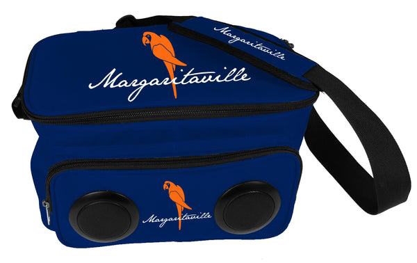 Vivitar Margaritaville Bluetooth Water-Resistant Cooler Bag Stereo Speaker