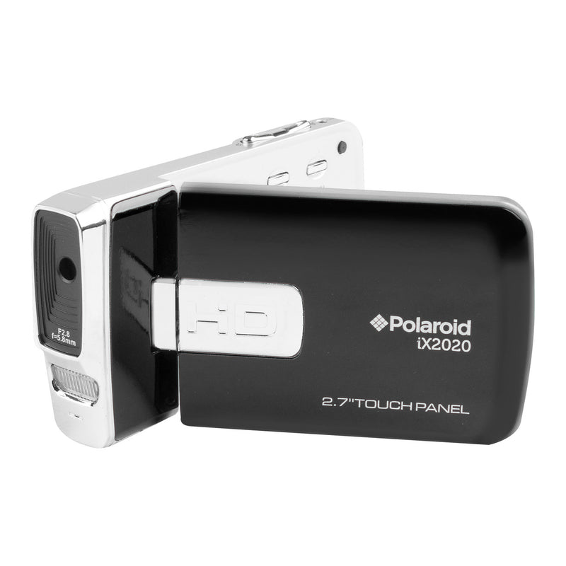 "Polaroid 20.1MP Full HD DVR with 2.7"" Touch Screen"