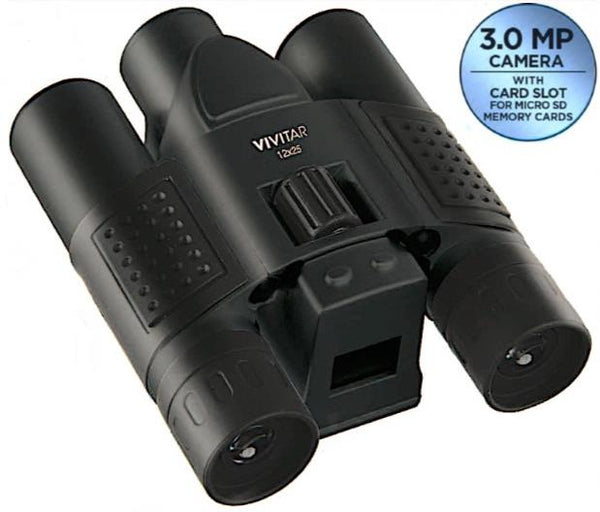 Vivitar 12x24 Digital Camera/Binoculars