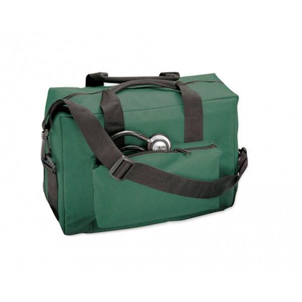 Heavy Duty Padded Medical Bag - Dark Green