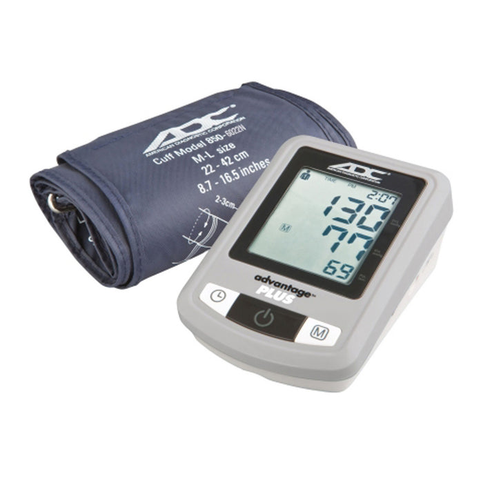 ADVANTAGE PLUS Automatic Digital BP, Soft Wide Range.