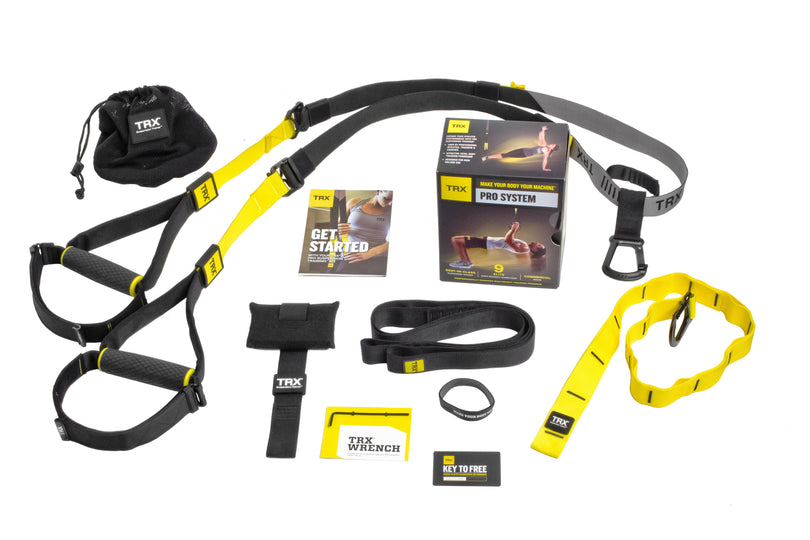 TRX Training TRXPRO4 with 1 year App