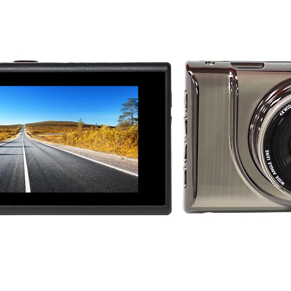 "Whistler Luxury Dash Camera with 3"" Monitor"