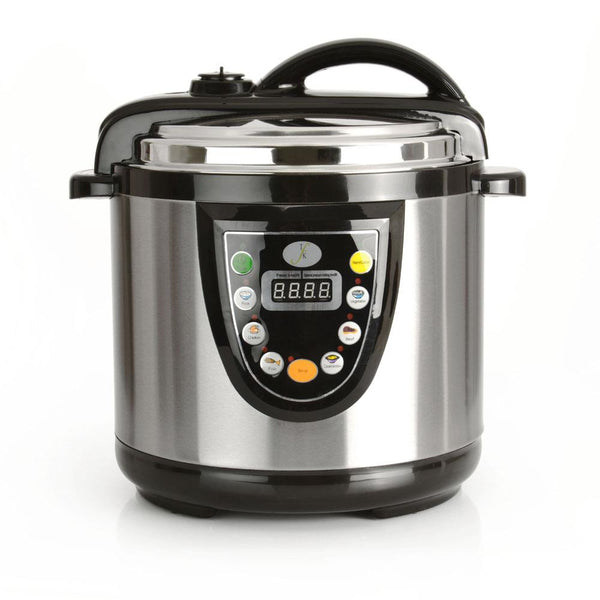 BergHoff Pressure Cooker 6.3qt, 18/10 Stainless Steel