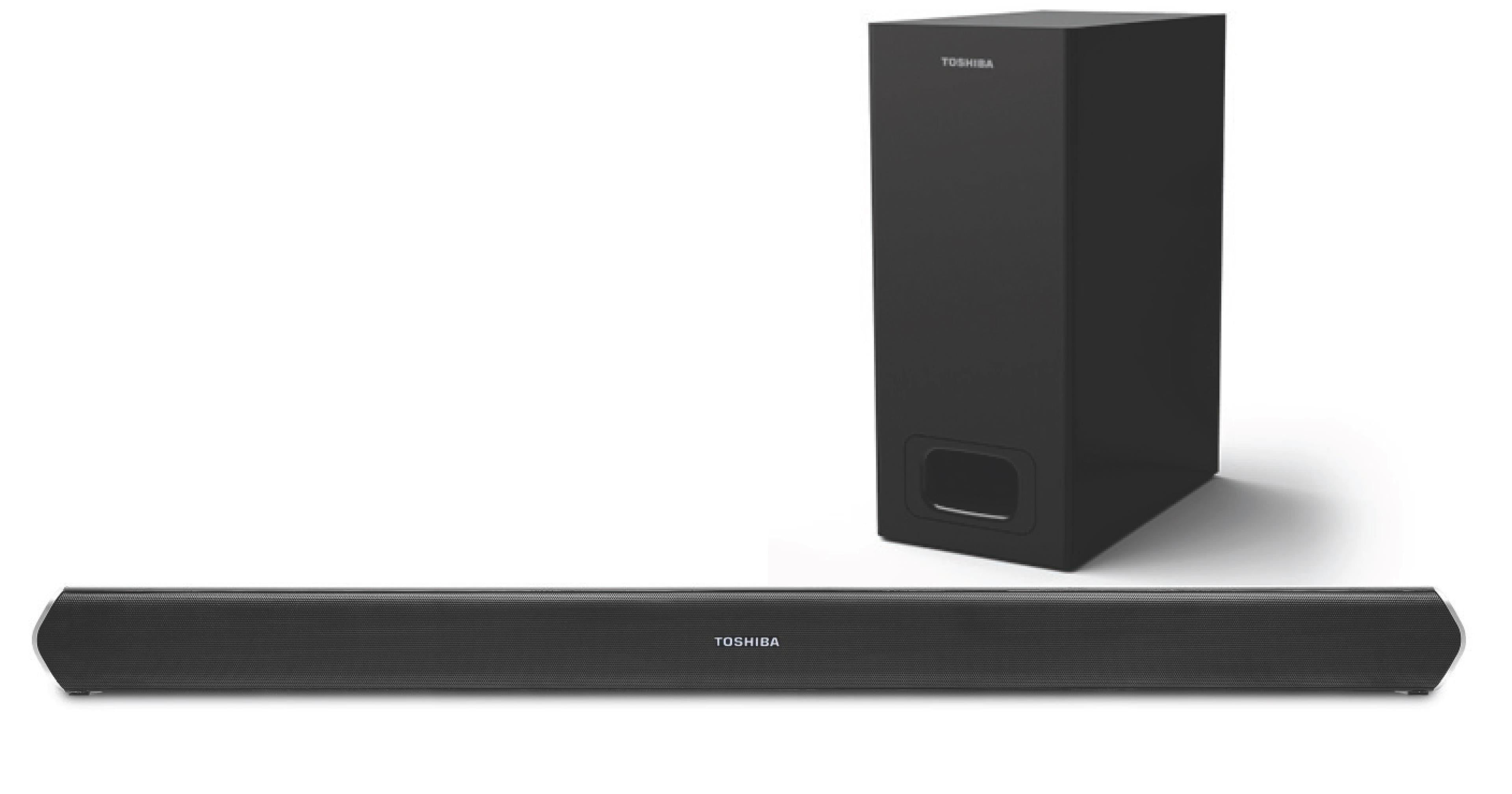 Toshiba 2.1 Channel Bluetooth Sound Bar Speaker