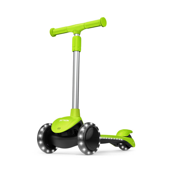 Jetson Lumi Kids 3 Wheel Kids Kick Scooter