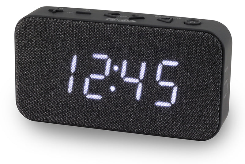 FM Digital Dual Alarm Clock Radio