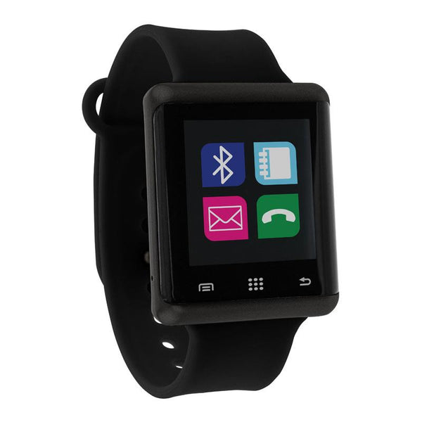 iTouch Wearables 45mm Air Smartwatch - (Black Matte)