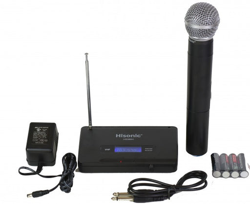 Hisonic VHF Wireless Handheld Microphone