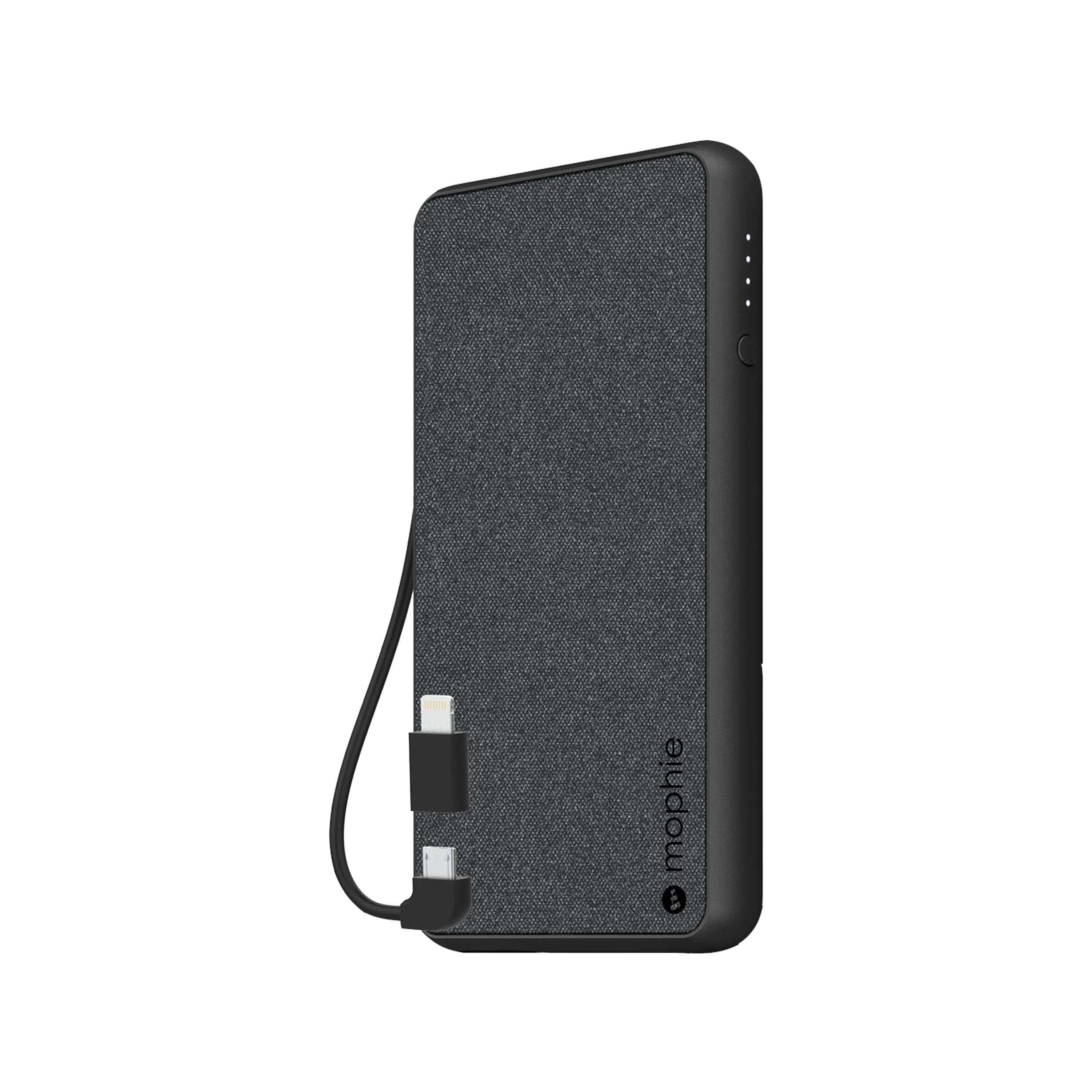 Powerstation Plus Mini - Black Fabric (4,060mAh)