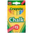Crayola 12 ct. Multi-Colored Children's Chalk.