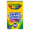 Crayola 48 ct. Ultra-Clean Washable Crayons