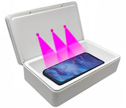 Essential Gear Multifunction UV LED Sanitizer Box