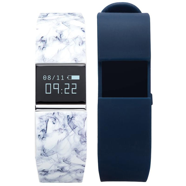 iTouch Wearables iFitness Tracker Watch - (Marble and Black)