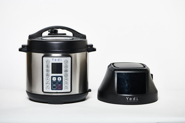 The Yedi Tango 2-in-1 Air Fryer & Pressure Cooker