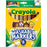 Crayola 8 ct. Ultra-Clean Washable Multicultural, Broad Line, Color Max Markers.