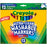 Crayola 12 ct. Ultra-Clean Washable Assorted, Broad Line, ColorMax Markers.