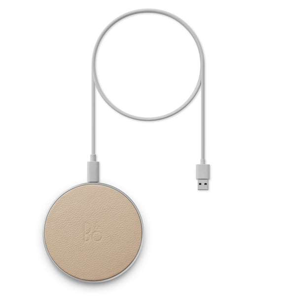 Bang & Olufsen Beoplay Qi Charging Pad Natural