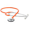 Single Head Stethoscope - Neon Orange