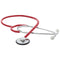 Single Head Stethoscope - Red