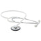 Single Head Stethoscope - White