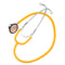 Dual Head Stethoscope - Gold