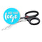 "7.25"" Medical Shears - Black"