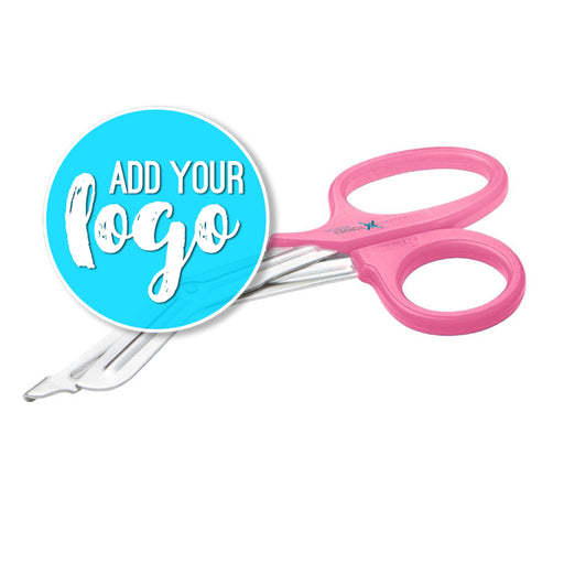 "7.25"" Medical Shears - Neon Pink"